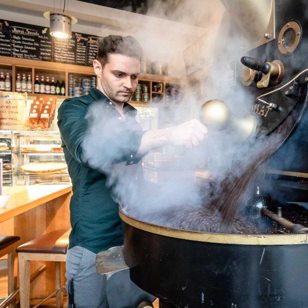 Henry's Coffee World - gerösteter Kaffee 1