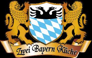 Zwei Bayern Kueche logo