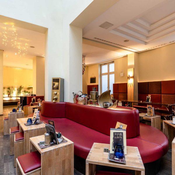 Henry's Coffee World - Restaurant Komfort