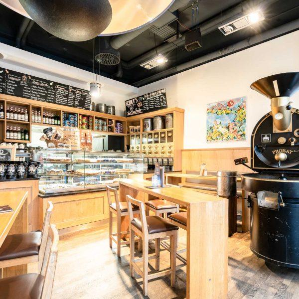 Henry's Coffee World - Theke 2