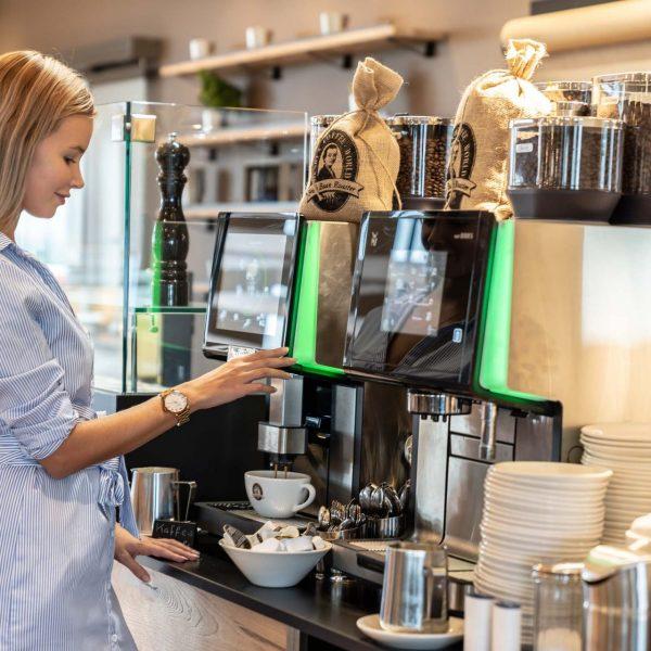 Sky Restaurant Kaffee